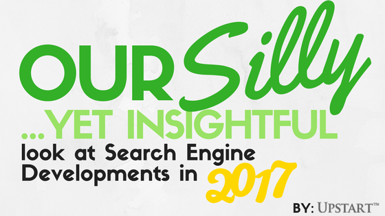 INFOGRAPHIC: What To Do For Search Engines in 2017